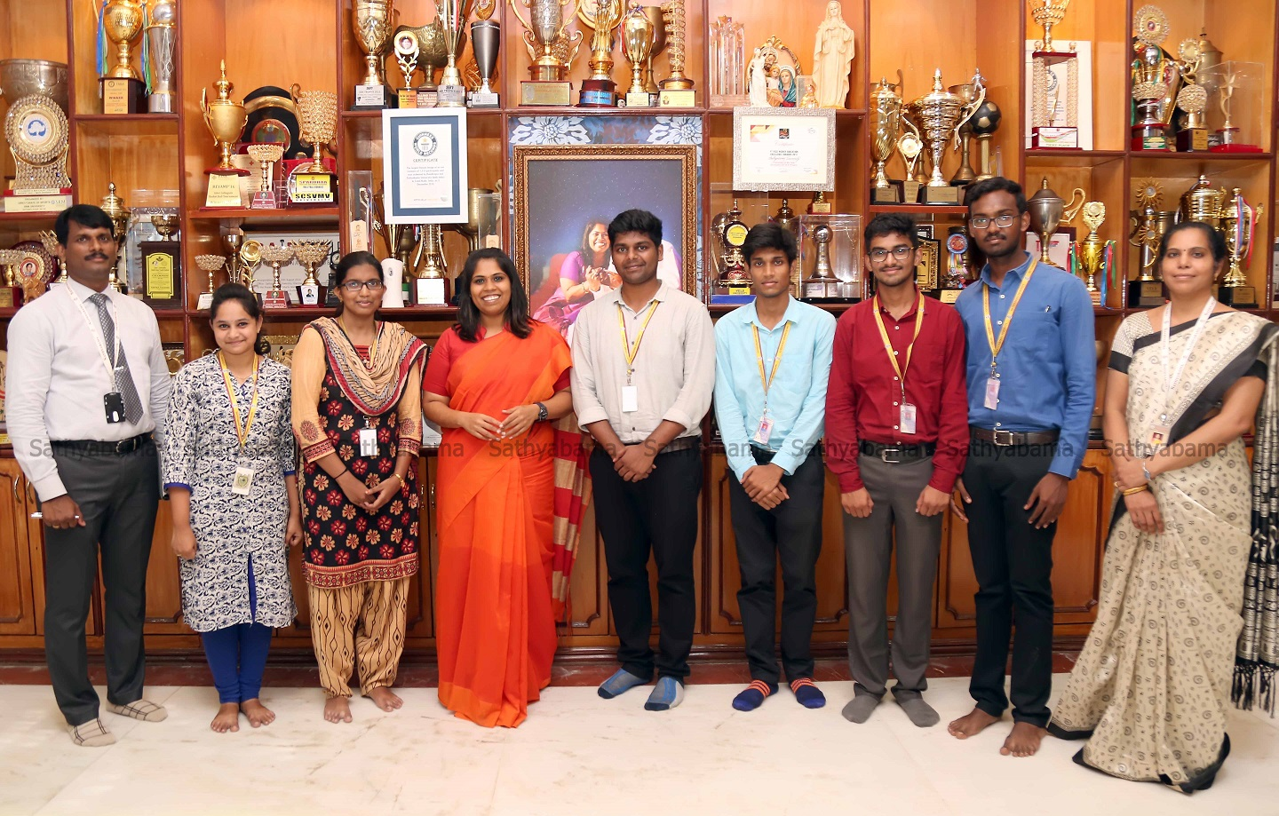 CapGemini Placed CSE Students