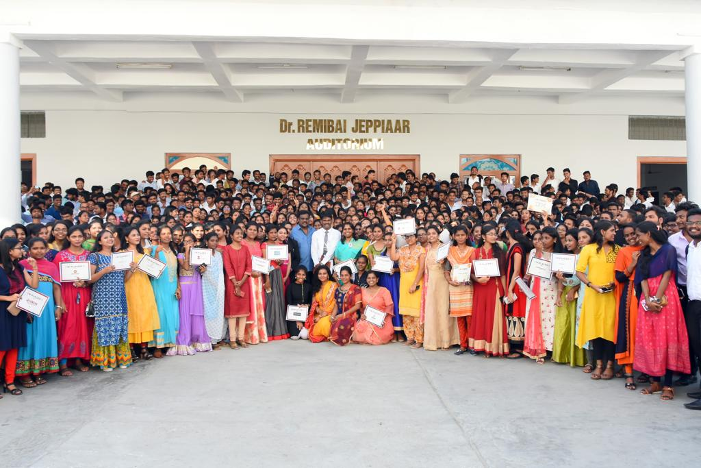 Placed Students of Sathyabama