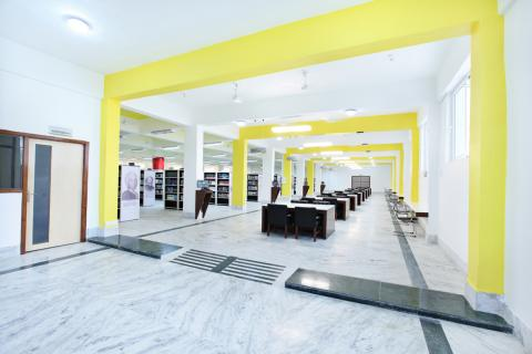 Sathyabama - Central Library